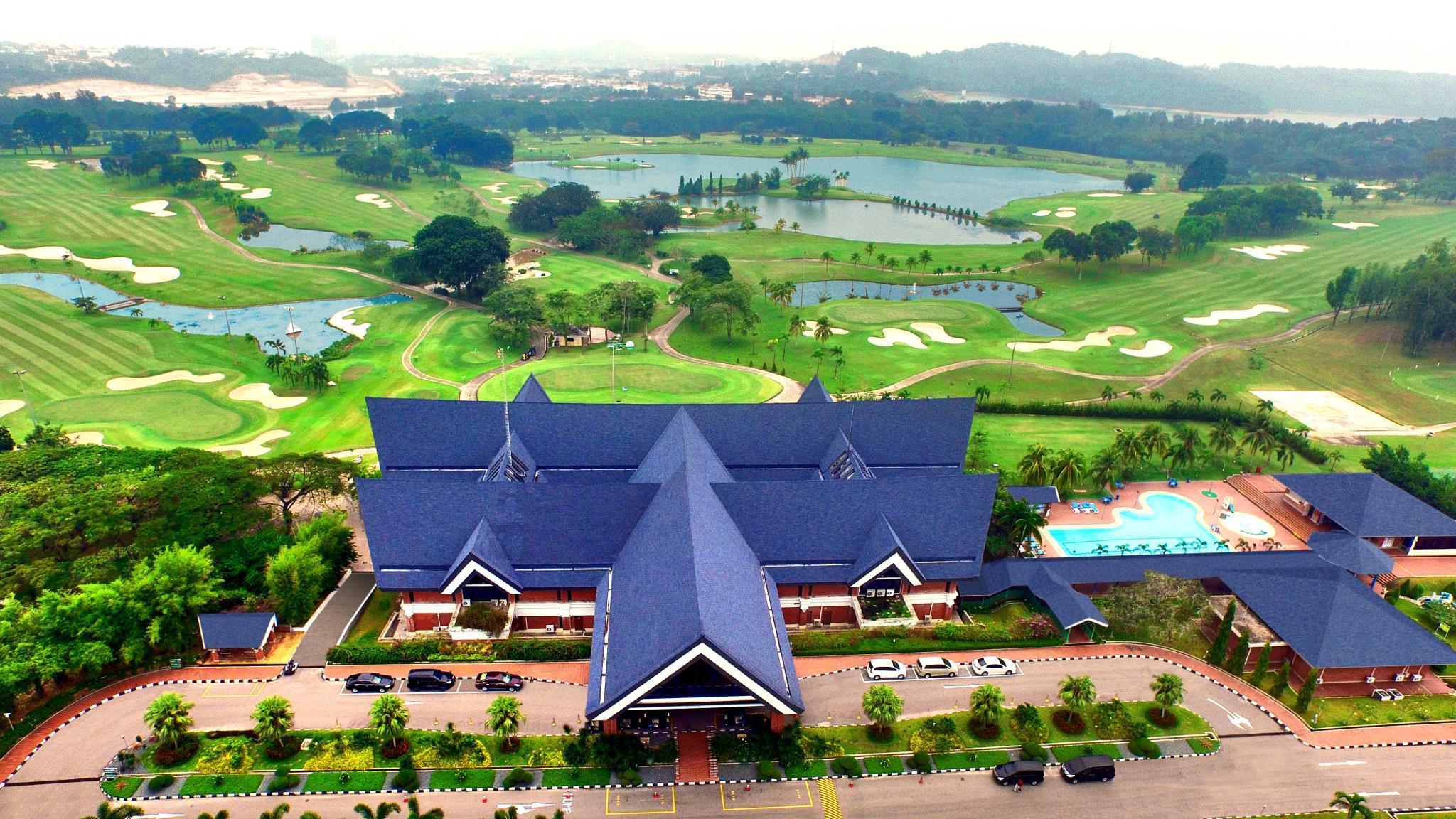 Southlinks Country Club Hotel, Batam