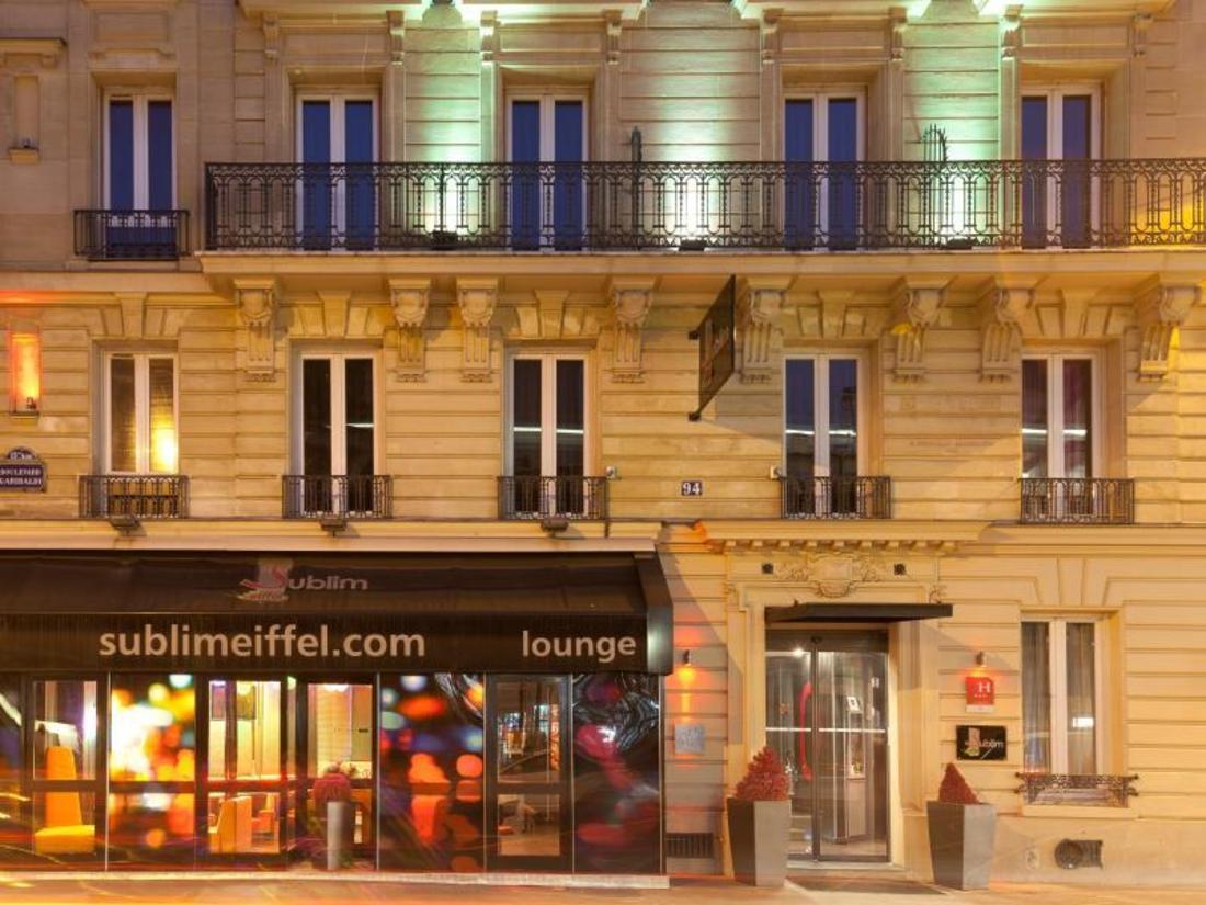 Book Hotel Sublim Eiffel Paris, France : Agoda.com
