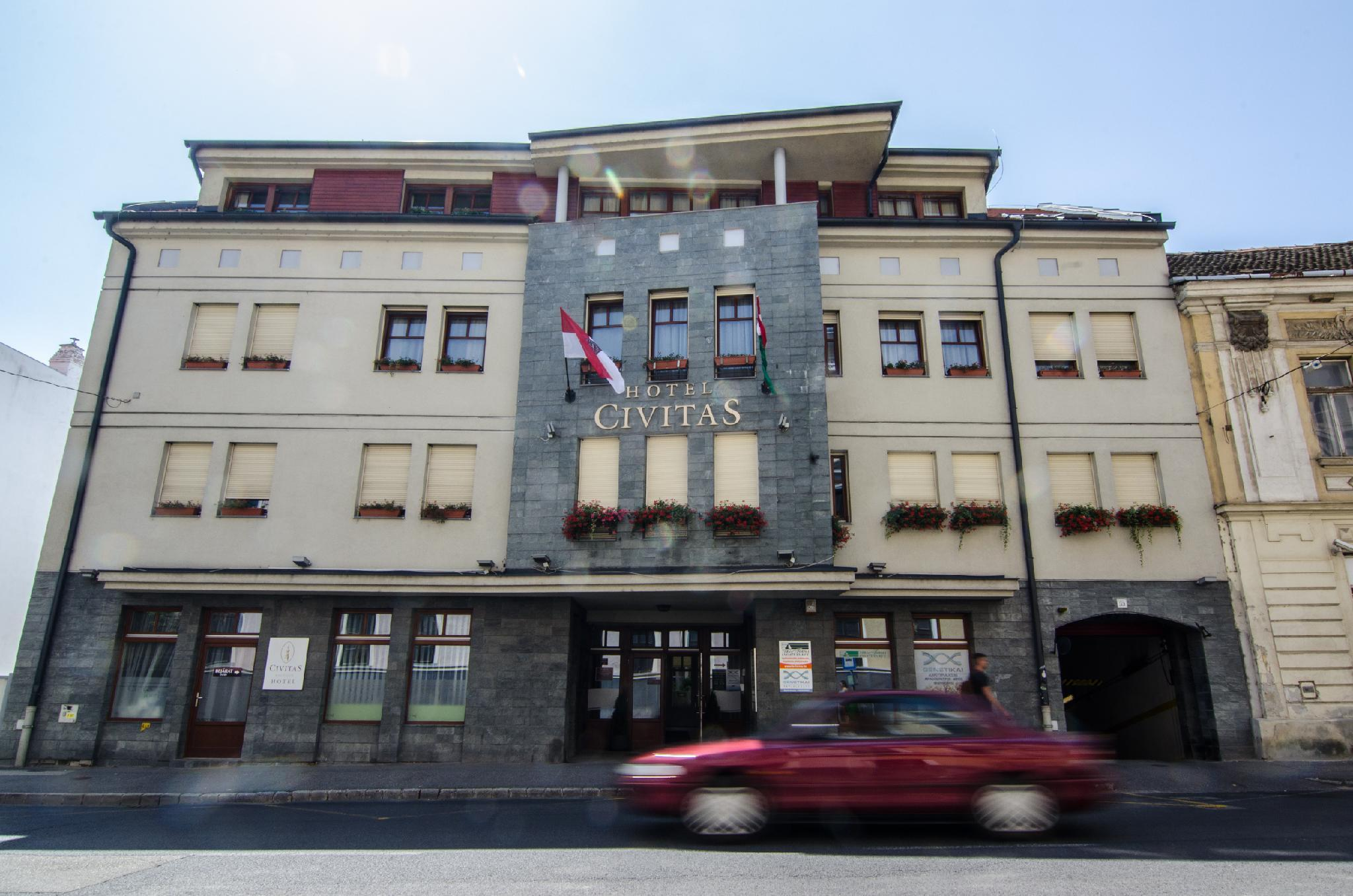 Boutique Hotel Civitas, Sopron-Fertőd