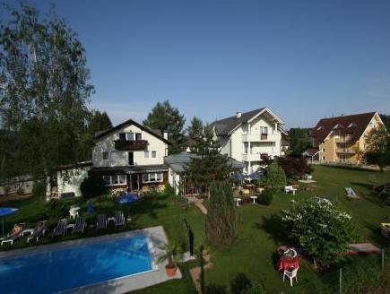 Hotel Villa Flora, Villach Land