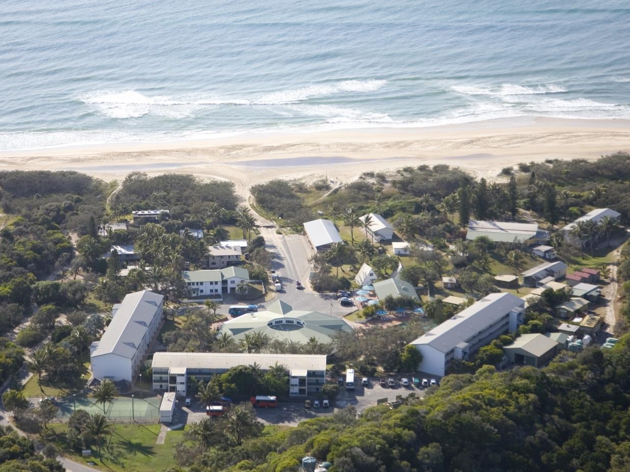 Eurong Beach Resort, Maryborough
