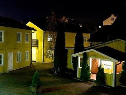 Uppsala Lagenhetshotell, Uppsala