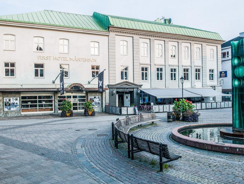 First Hotel Martenson, Halmstad