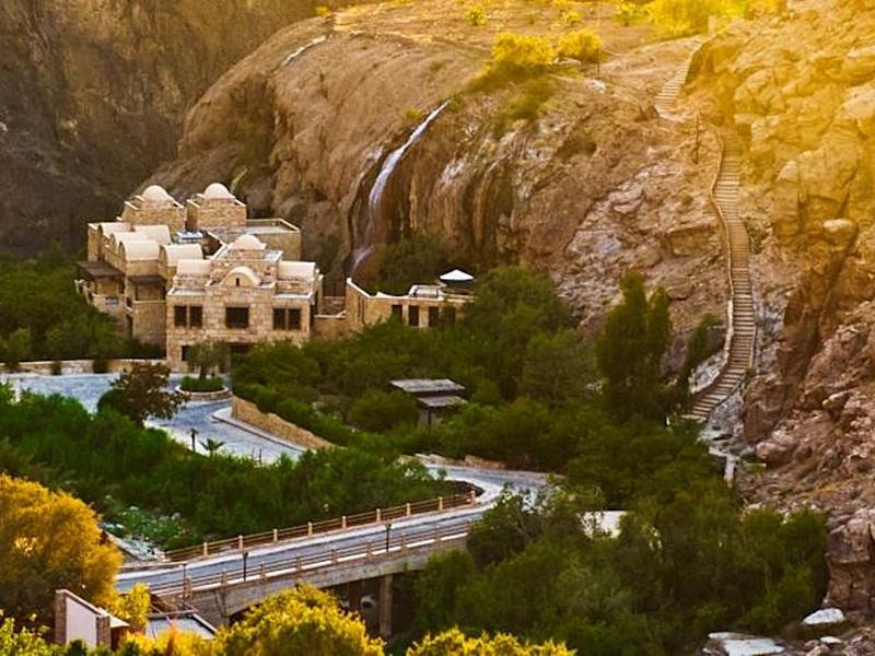 Ma'In Hot Springs Resort, Madaba