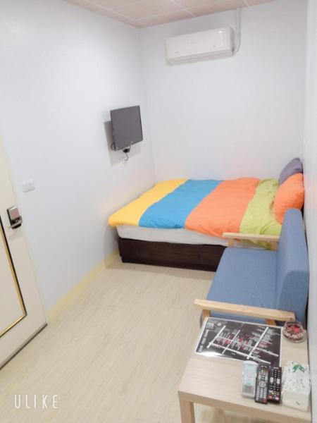 台南市的1臥室獨棟住宅 - 13平方公尺/1間專用衛浴