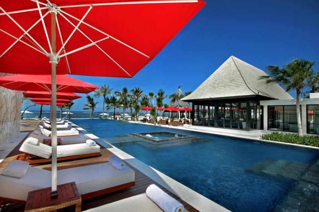 巴厘岛皇家桑川豪华海滩别墅