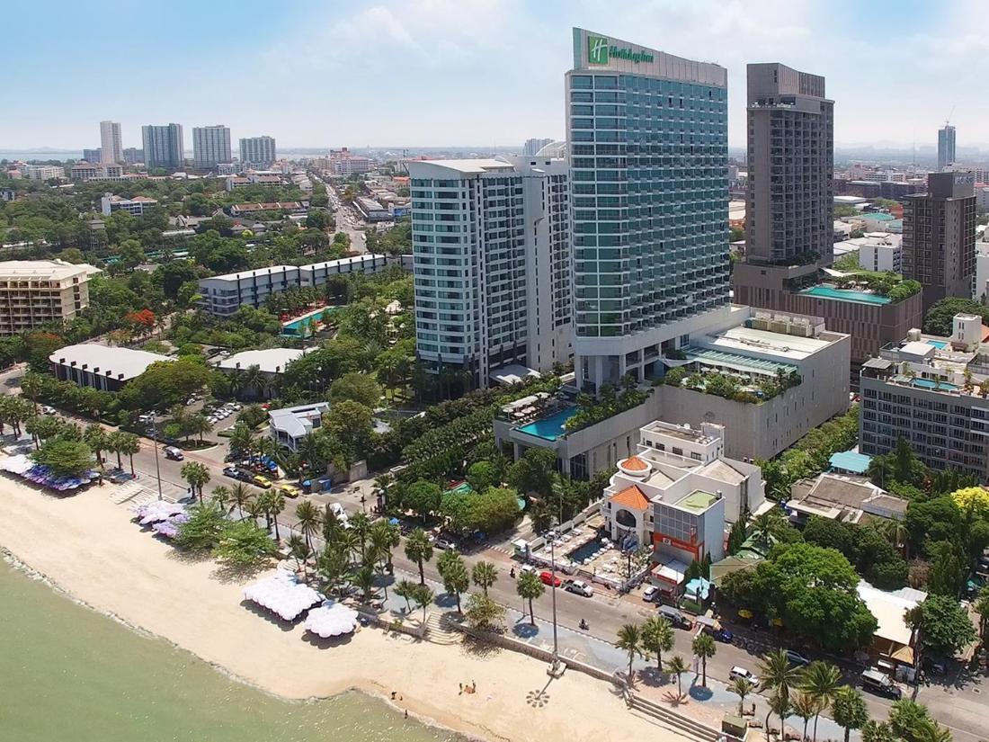 Best Price On Holiday Inn Pattaya In Pattaya Reviews