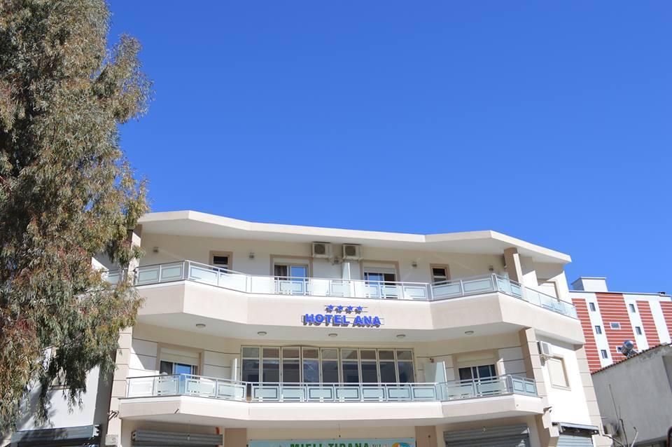 Hotel Ana, Përmetit