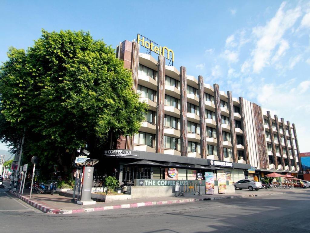 ホテル M チェンマイ1