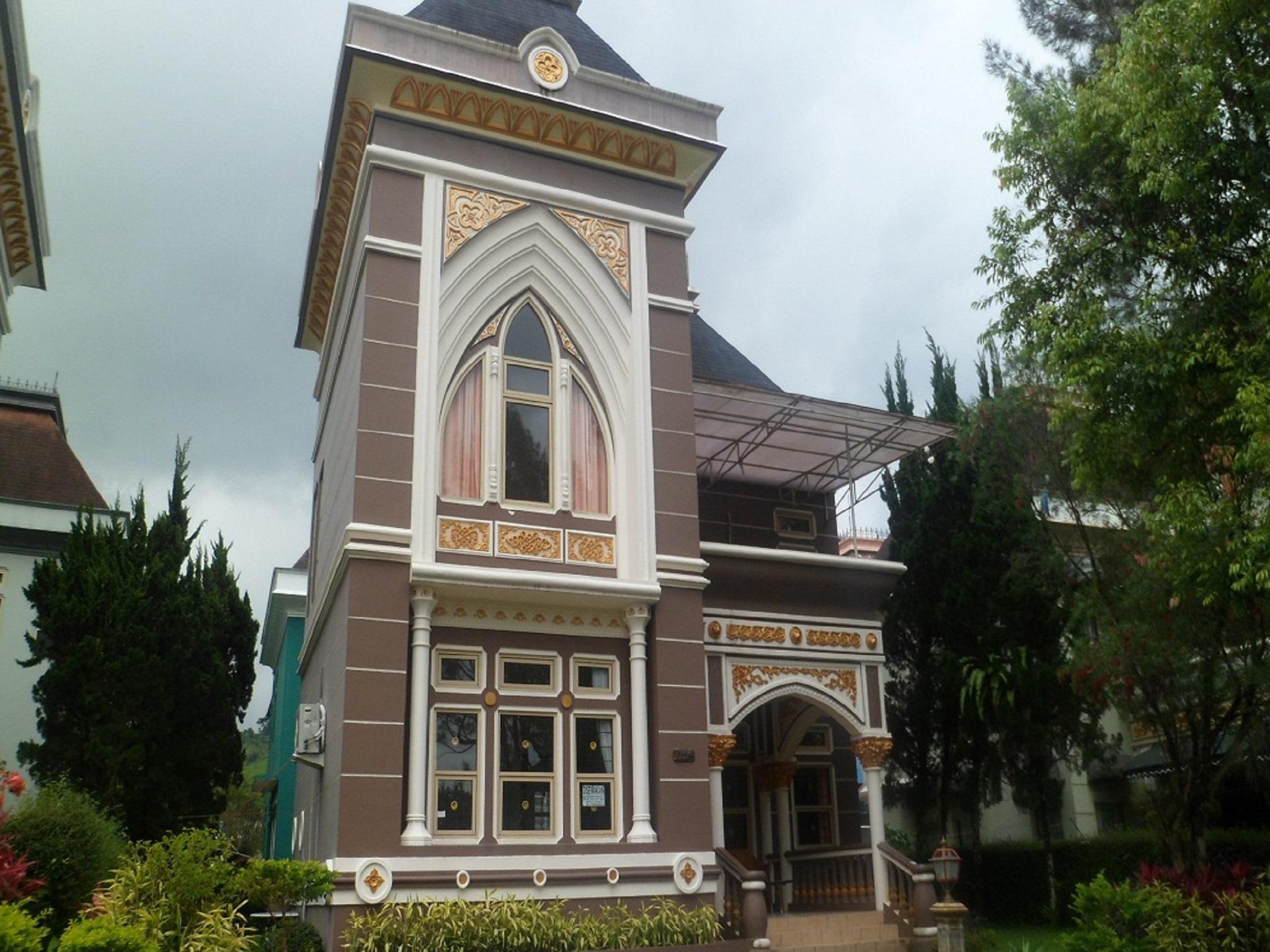 Villa Kota Bunga Allamanda, Cianjur