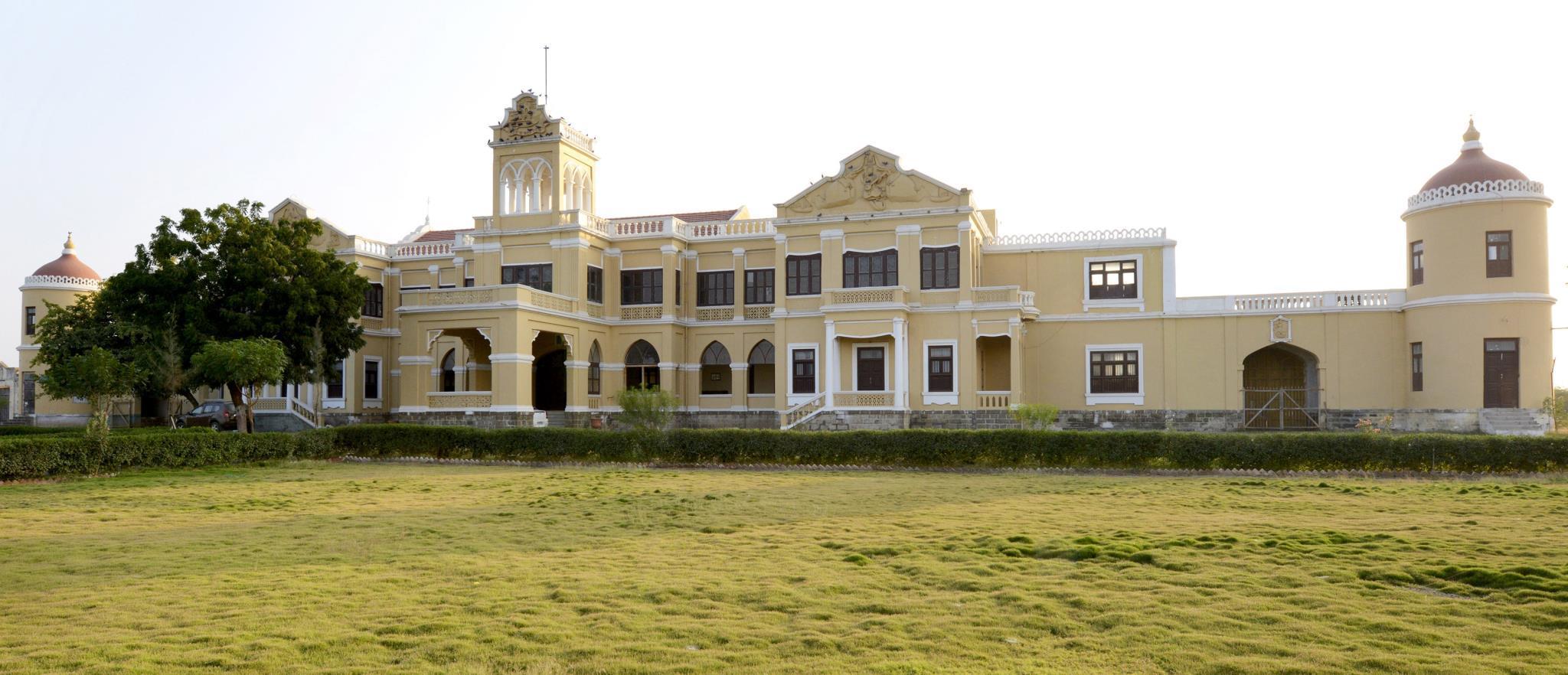 Ambika Niwas Palace, Surendranagar