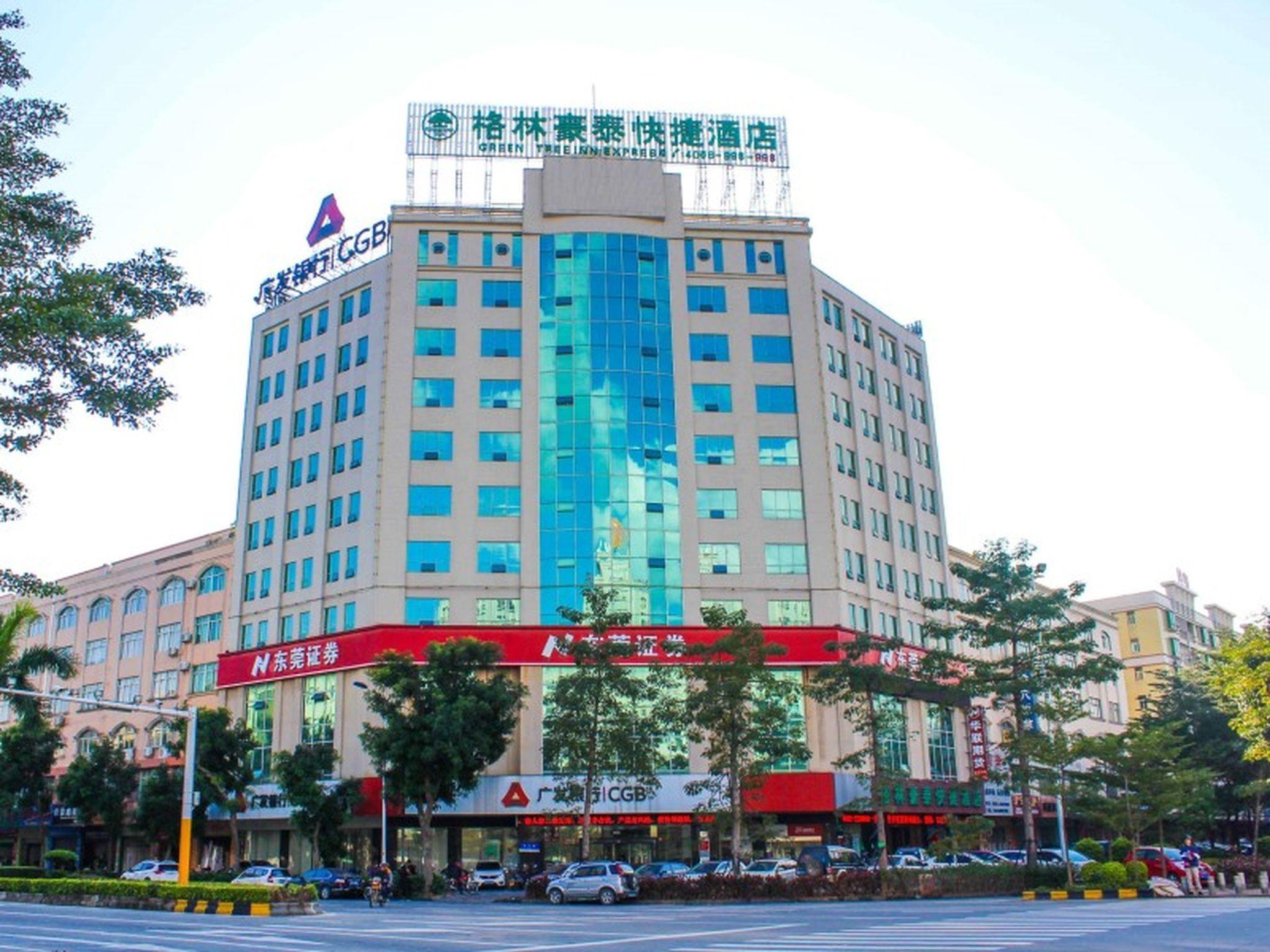 GreenTree Inn Guangdong Yangjiang Xiping Road Bus Terminal Station Express Hotel, Yangjiang