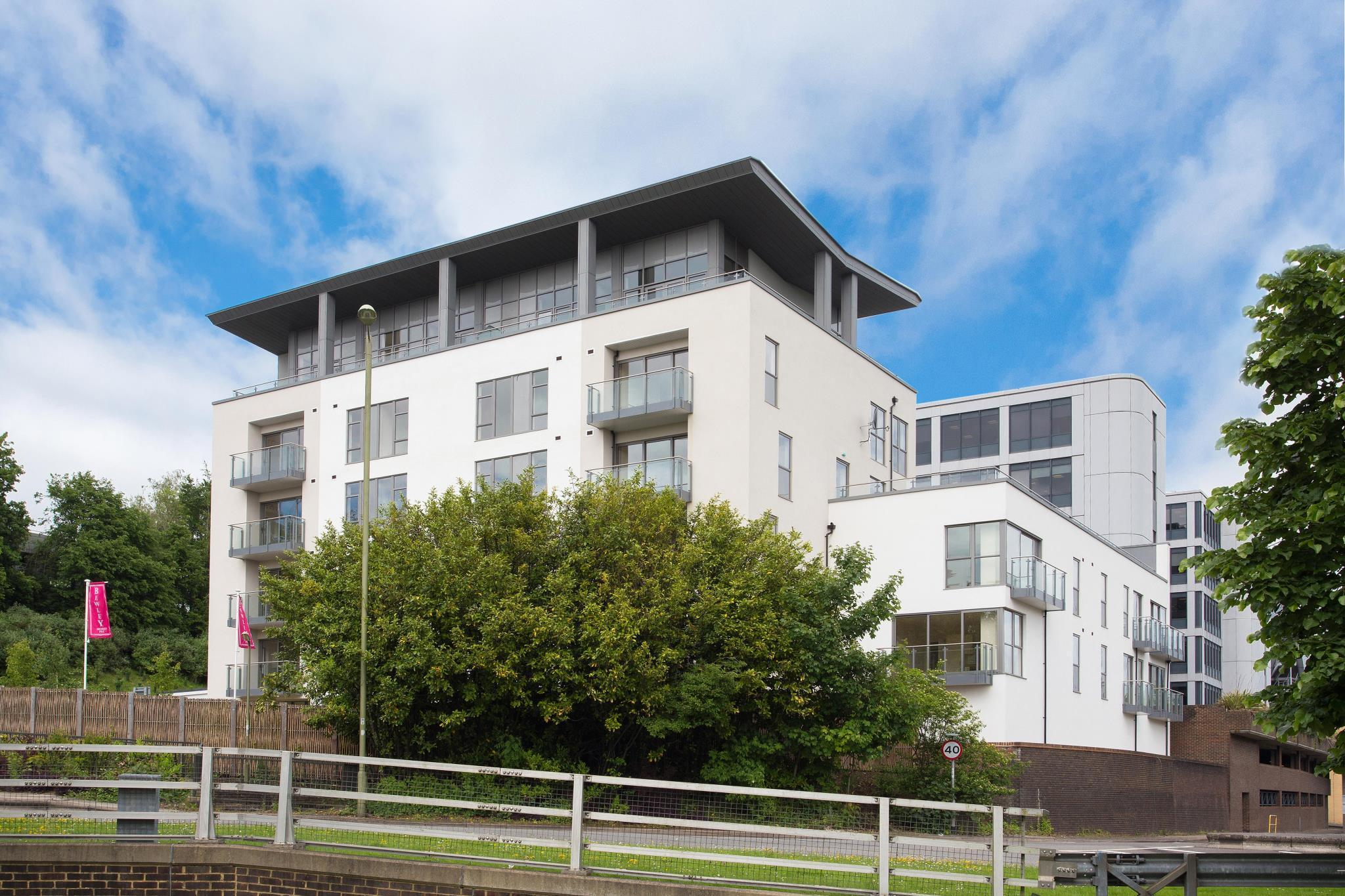 Western Gate - Luxury 2 Bed Downtown Apartment, Hampshire