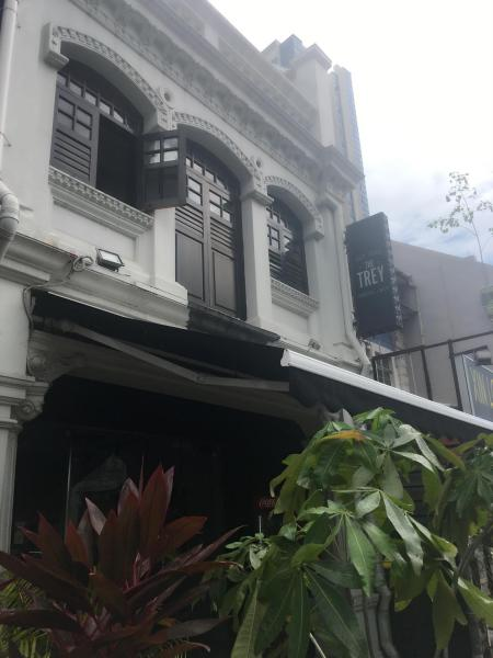 藍調爵士青年旅館