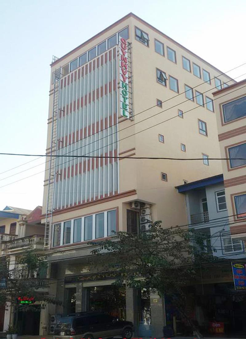 quynh vy hotel, Thái Nguyên