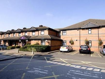 Premier Inn Cannock South, Staffordshire