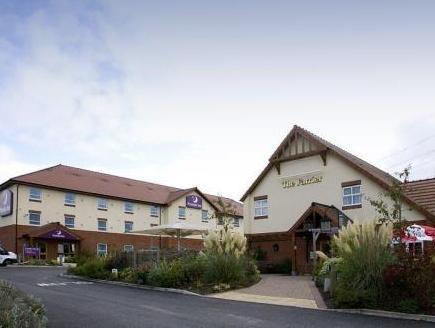 Premier Inn Grantham, Lincolnshire