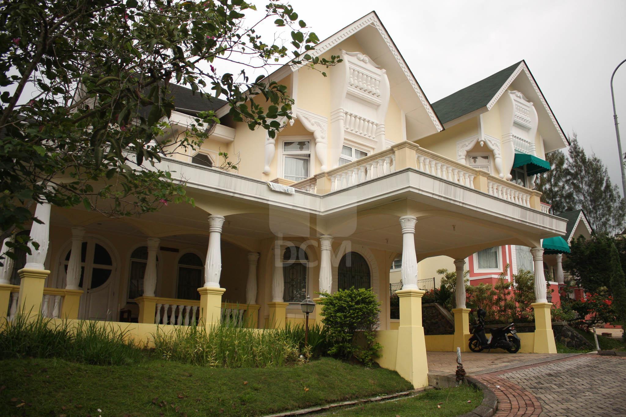 Villa Kota Bunga Dandelion, Cianjur