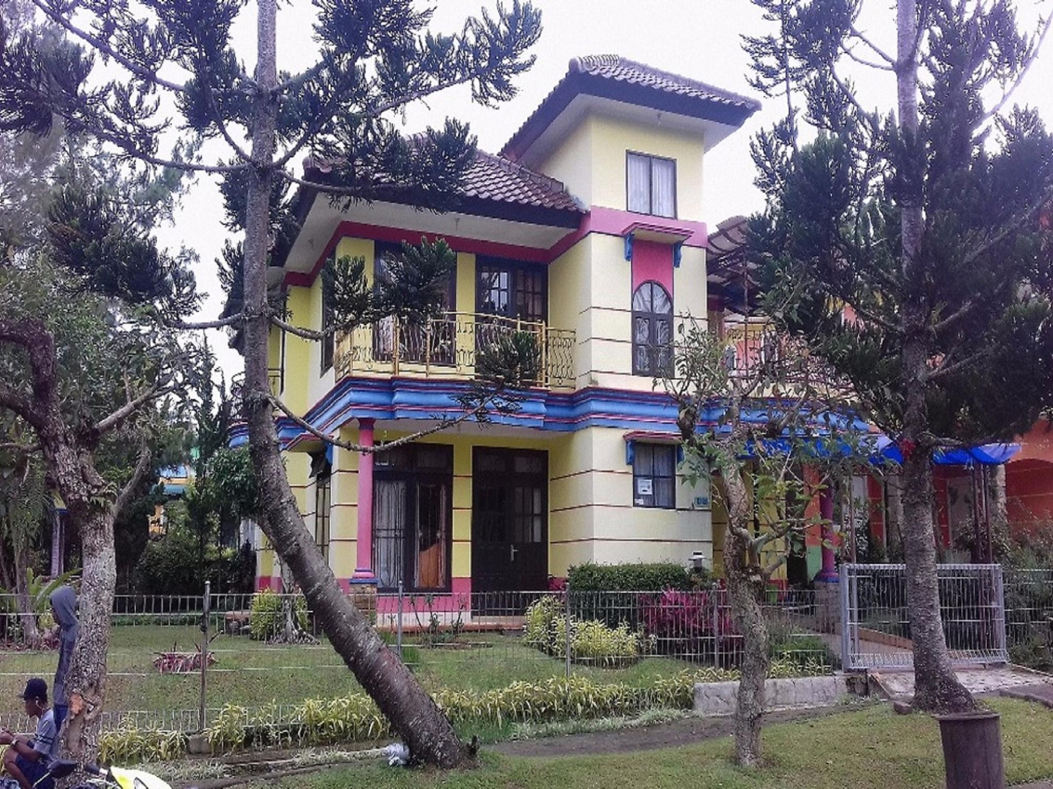 Villa Kota Bunga Semanggi, Cianjur