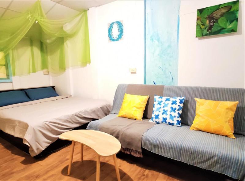卑南鄉的1臥室獨棟住宅 - 14平方公尺/1間專用衛浴