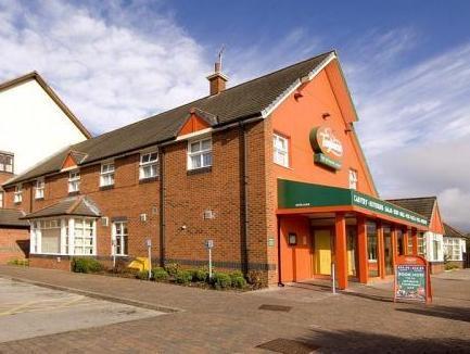 Premier Inn Newcastle Under Lyme, Staffordshire