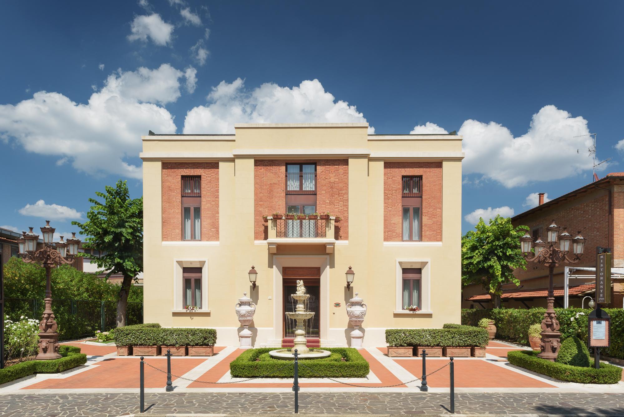 Hotel Residence San Gregorio