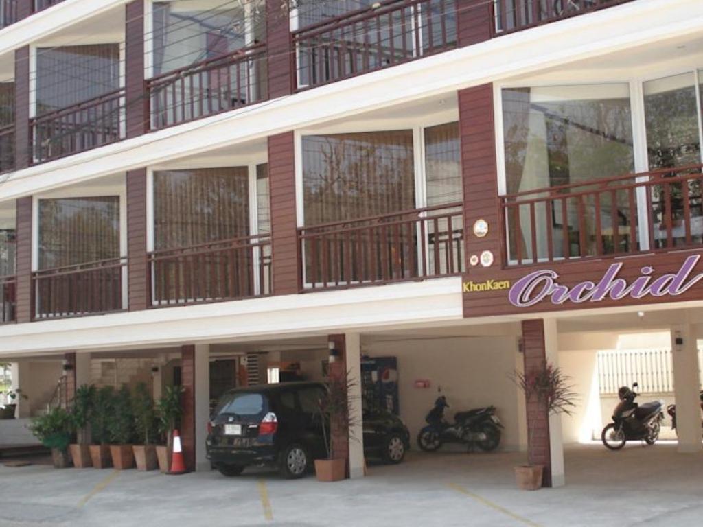 コン ケーン オーキッド ホテル1