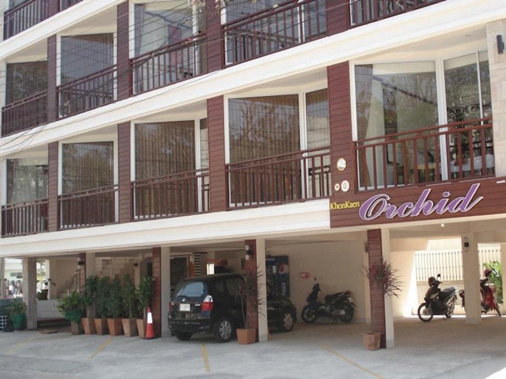 コン ケーン オーキッド ホテル11