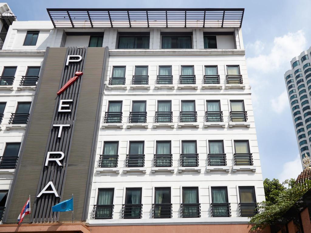 ピエトラ バンコク ホテル8