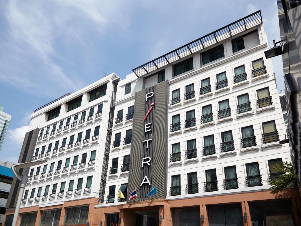 ピエトラ バンコク ホテル1