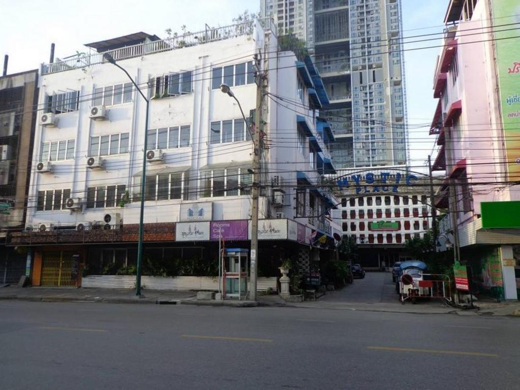 ミスティック プレイス バンコク ホテル6