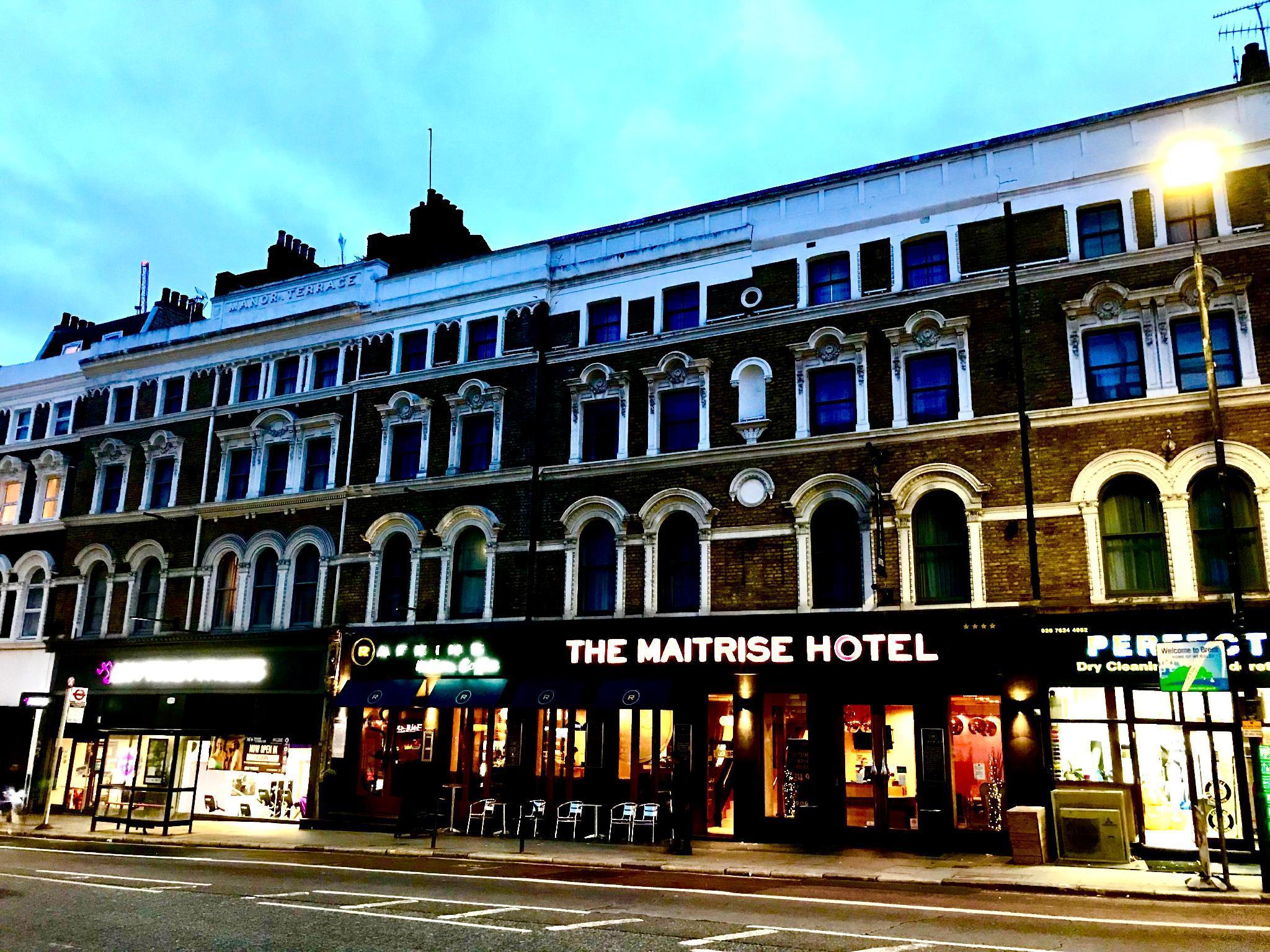 Maitrise Hotel Maida Vale London, London