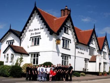 The White Horse Hotel, Suffolk