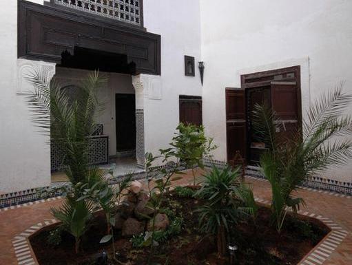 Riad Felloussia, Meknès