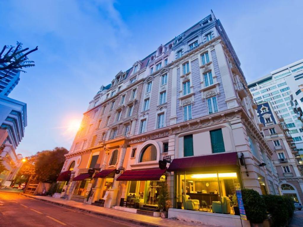 キングストーン スイート ホテル バンコク1