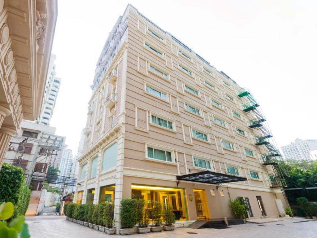 キングストーン スイート ホテル バンコク14