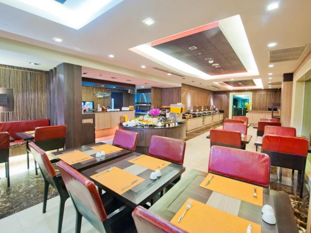 キングストーン スイート ホテル バンコク19