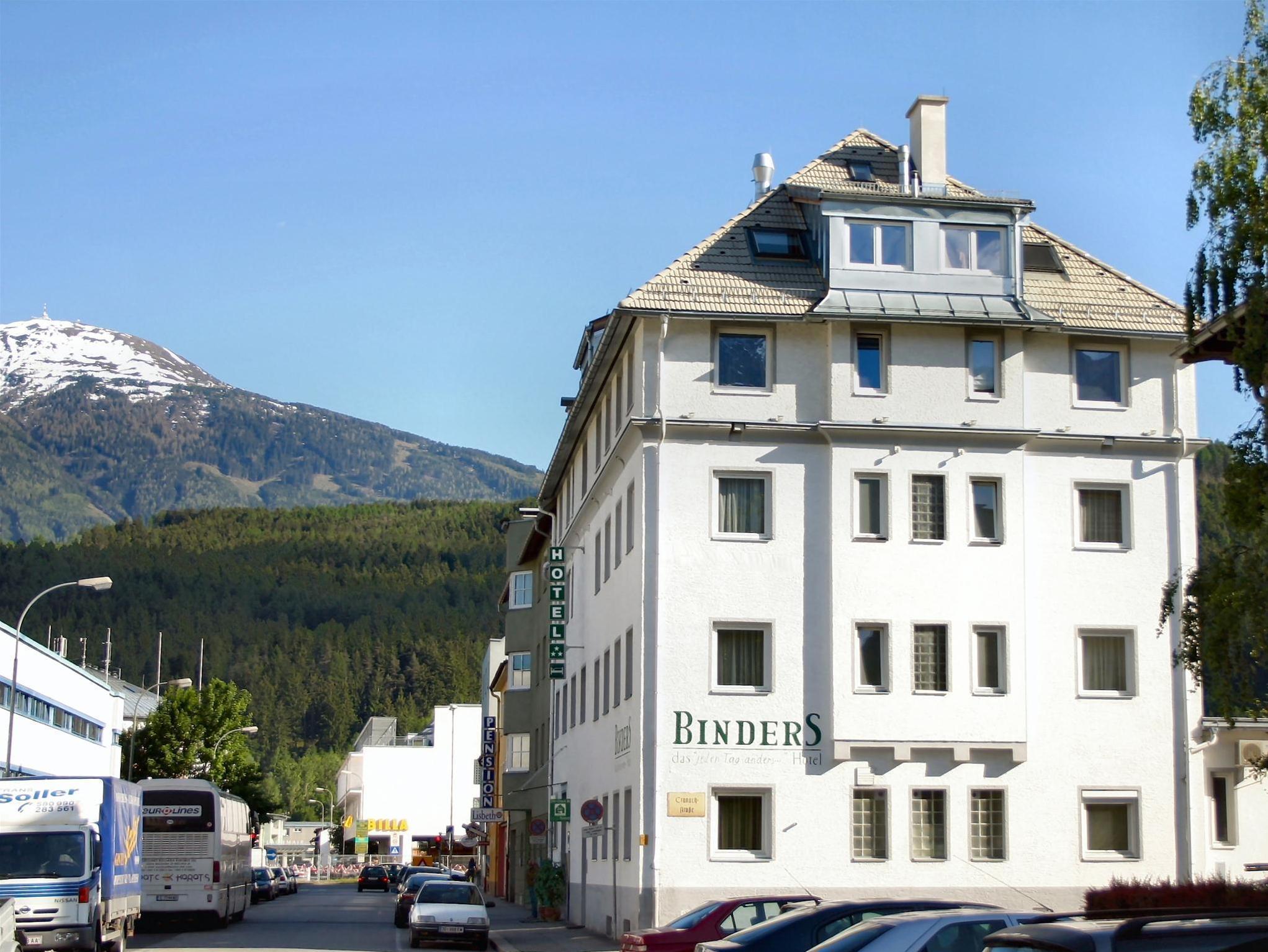 Binders Budget City-Mountain Hotel