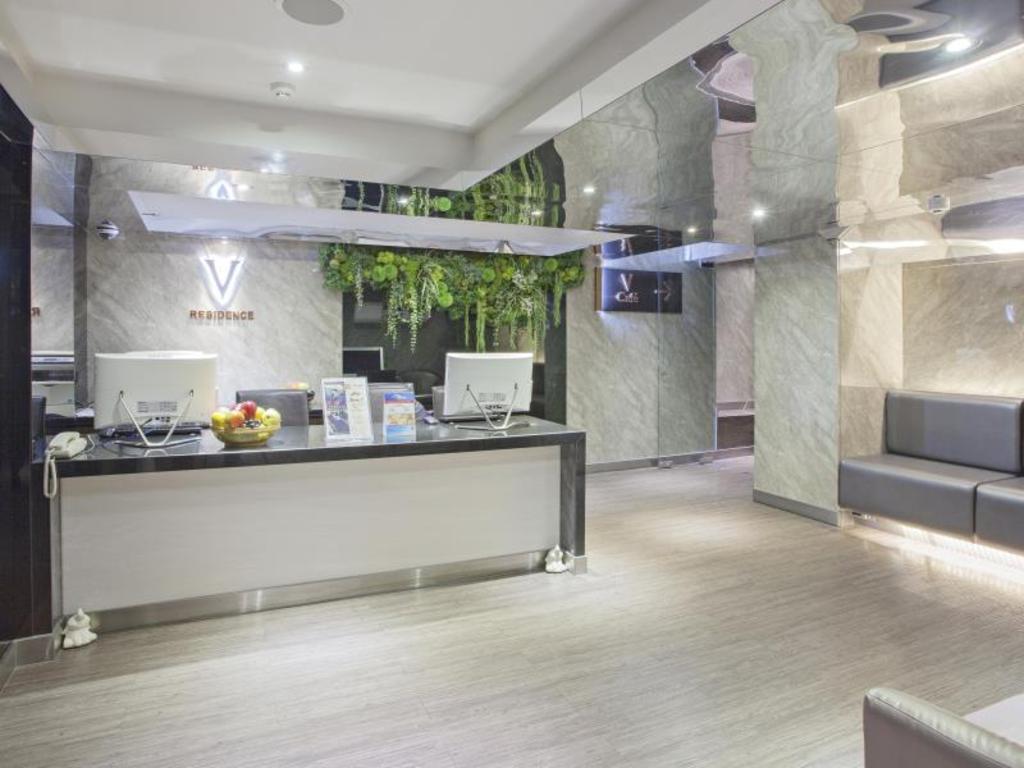 V レジデンス ホテル & サービスド アパートメント1