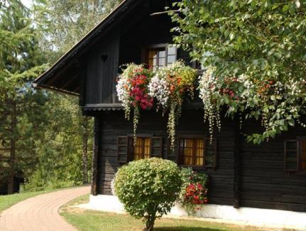 Naturel Hoteldorf Schonleitn, Villach Land