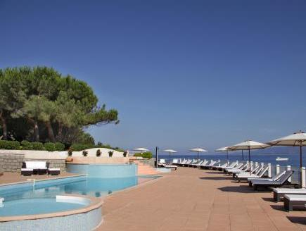 Hotel Restaurant Castel d'Orcino