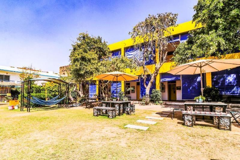 The Hosteller Pushkar