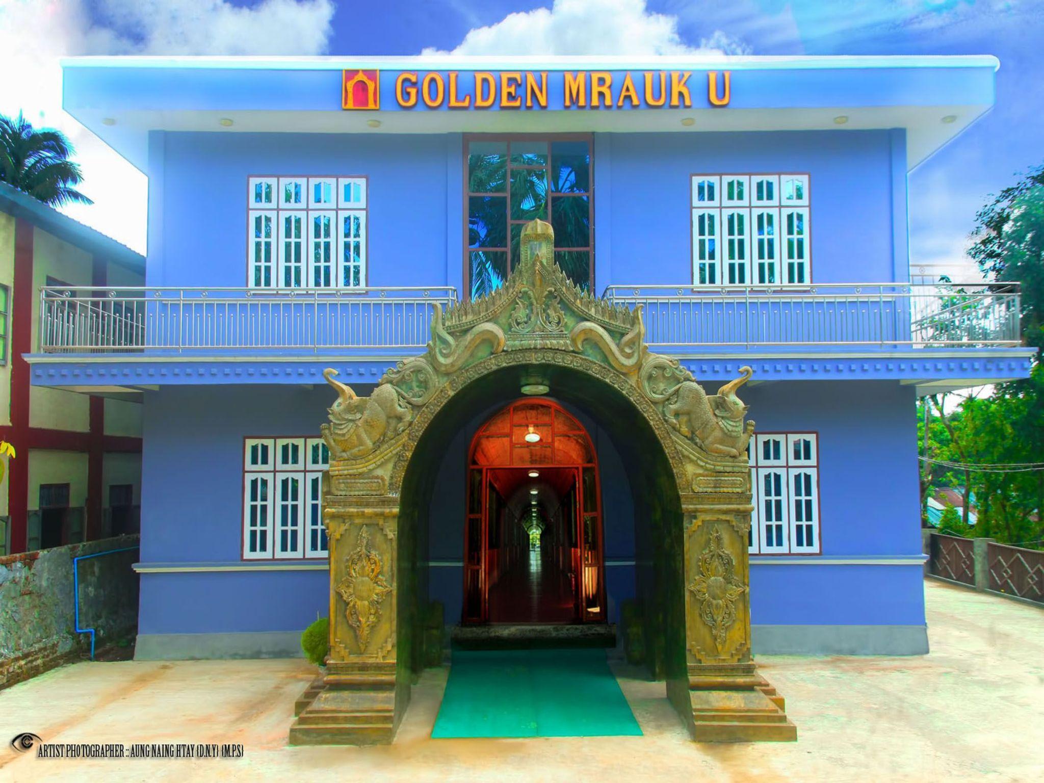 Golden Mrauk U Guest House, Sittwe