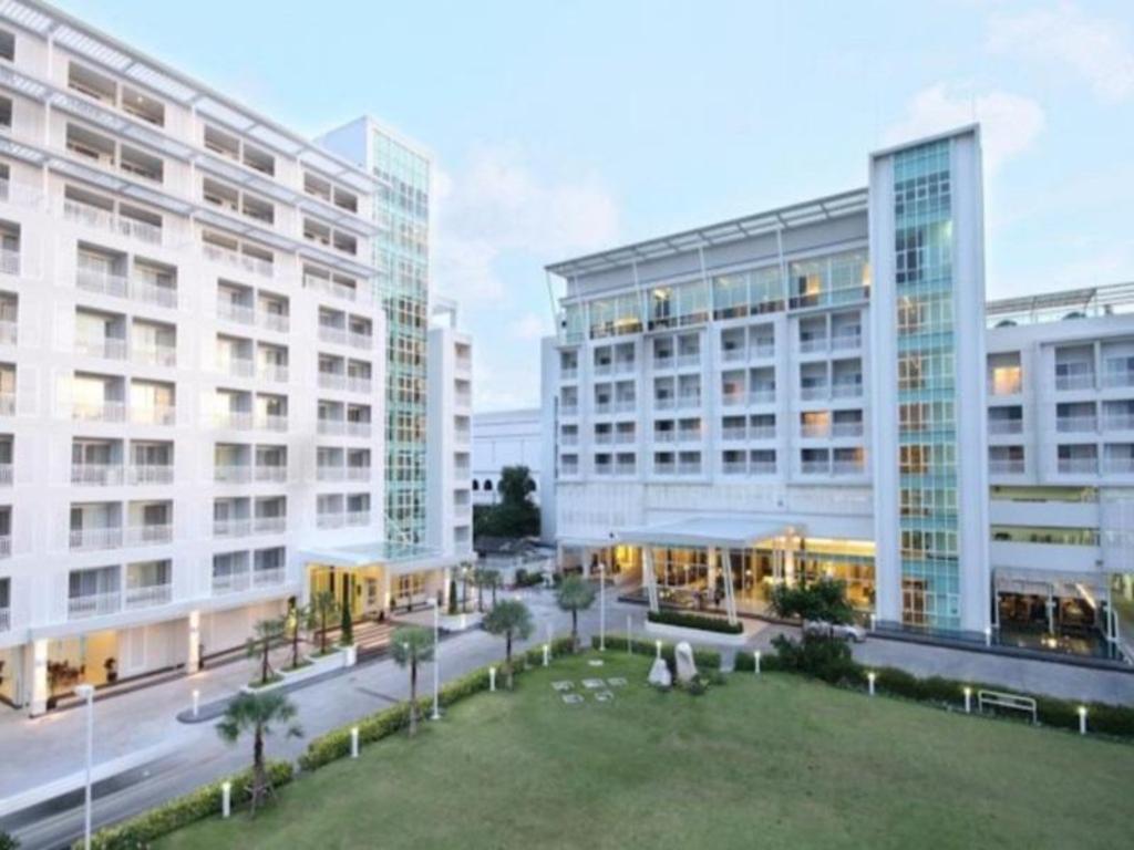 カメオ ハウス ホテル ラヨーン1
