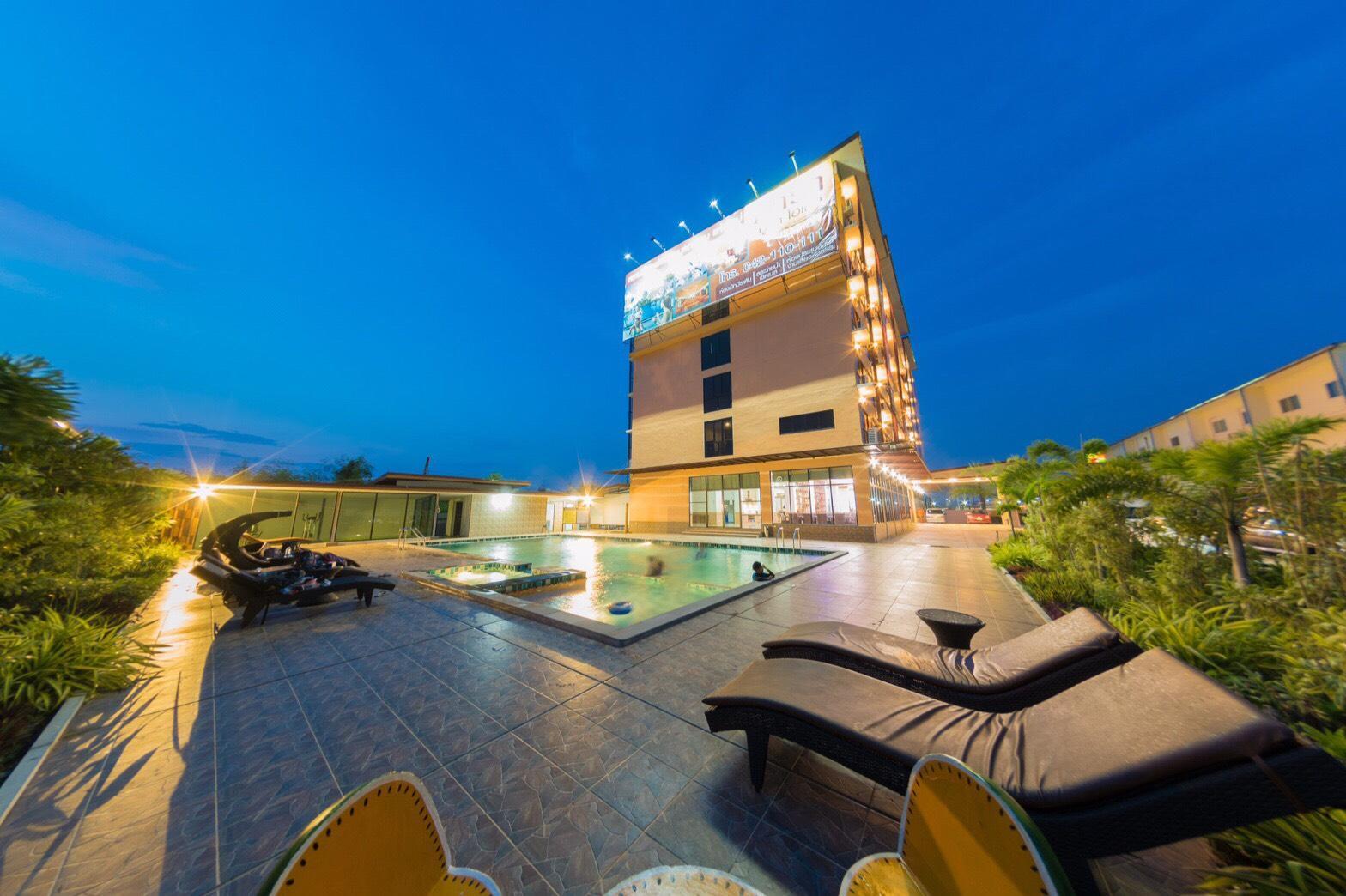 phatra boutique hotel, Muang Udon Thani