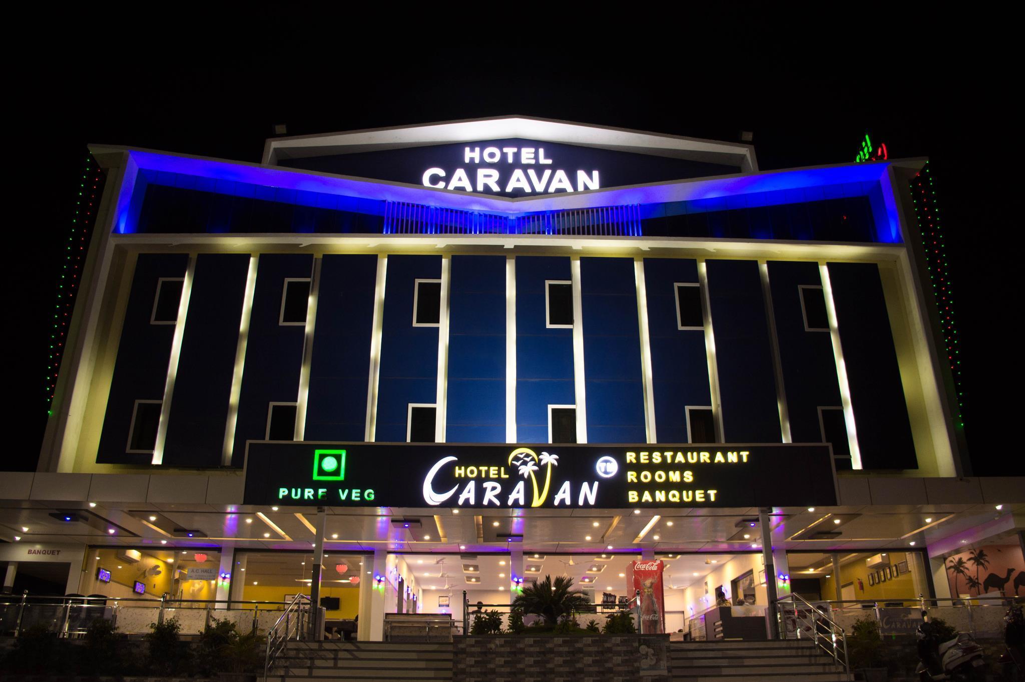 Hotel Caravan, Patan