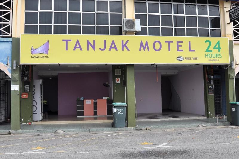 坦加克汽車旅館