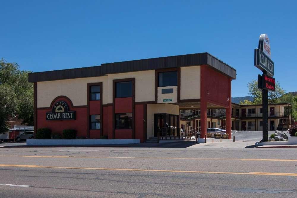 Motel Cedar Rest Cedar City, Iron