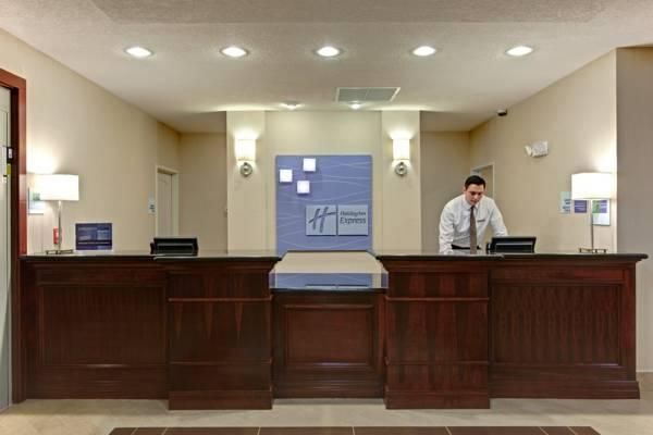 Holiday Inn Express Hotel & Suites Grants Milan, Cibola