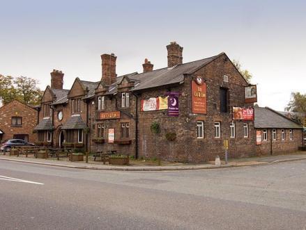 Premier Inn Warrington South, Warrington